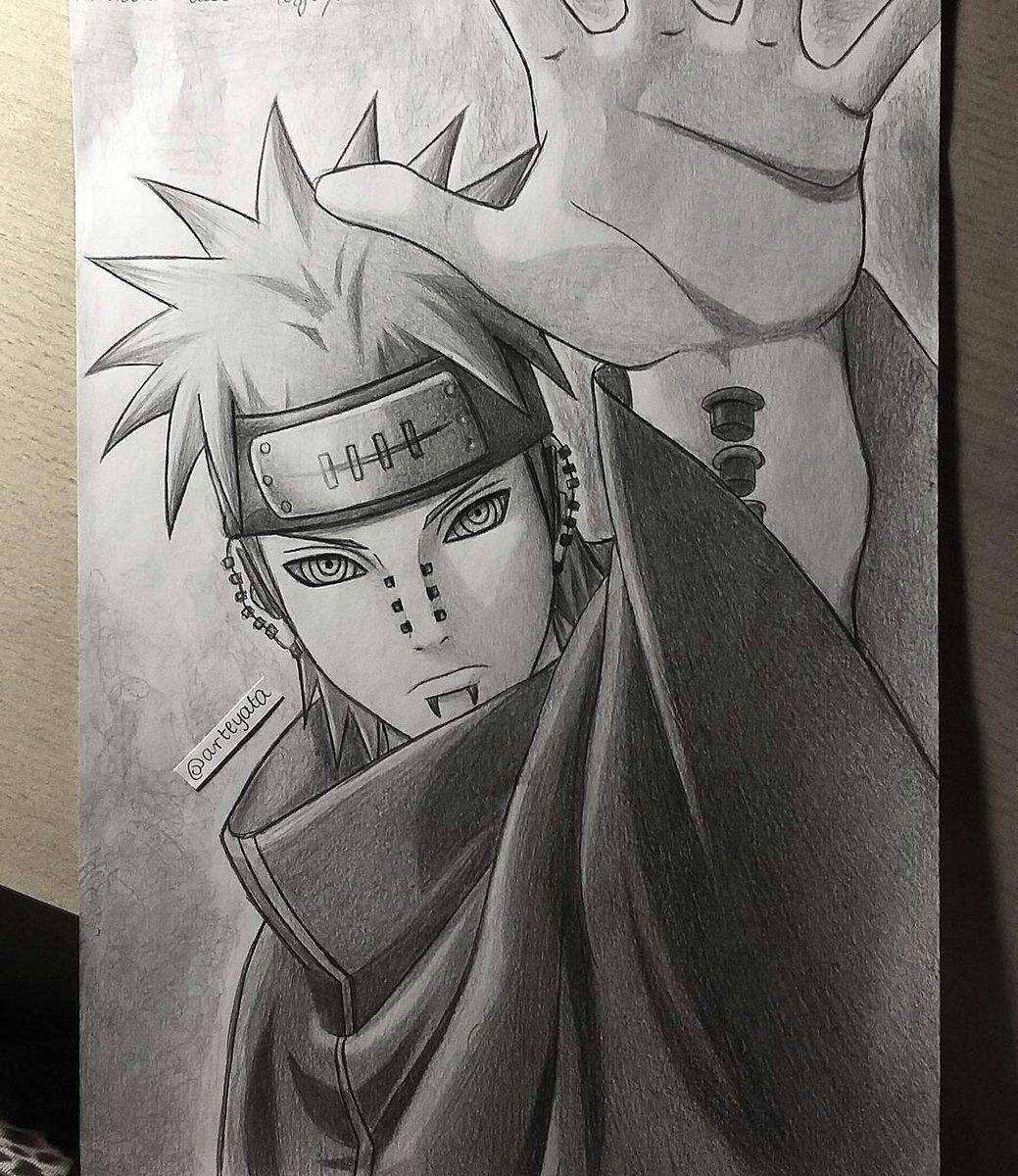 Arteyata arteyata twitter óbito uchiha kakashi naruto drawings naruto