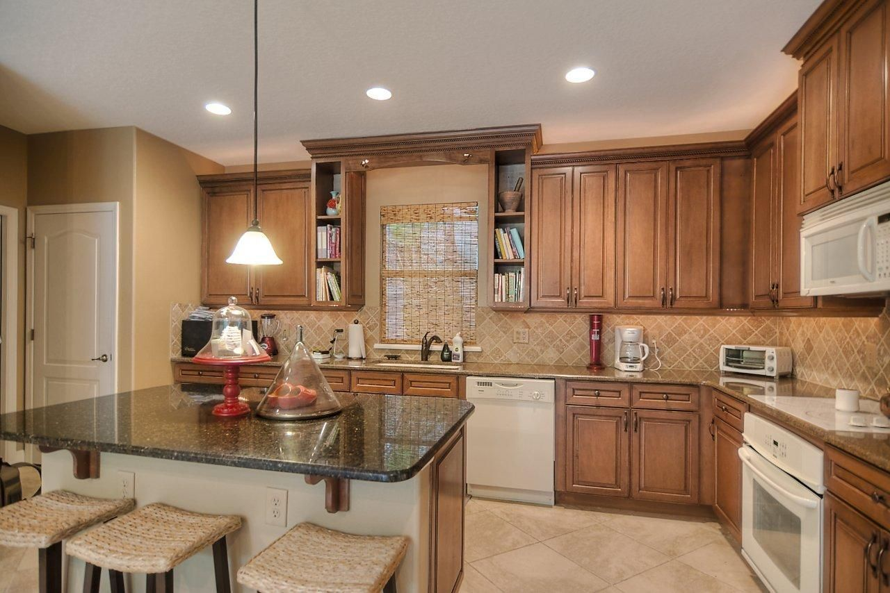 42 Inch Kitchen Cabinets 9 Foot Ceiling Kitchen 9 Ft Kitchen
