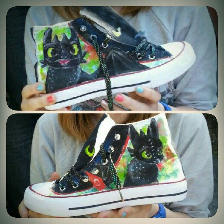 Toothless shoos