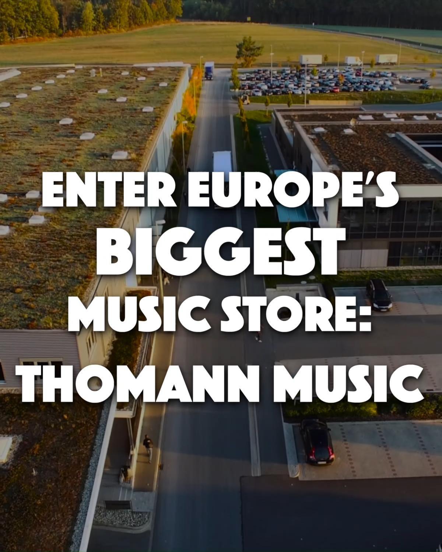 Thomann, Europas größtes Musikhaus! 3 Jahre Garant