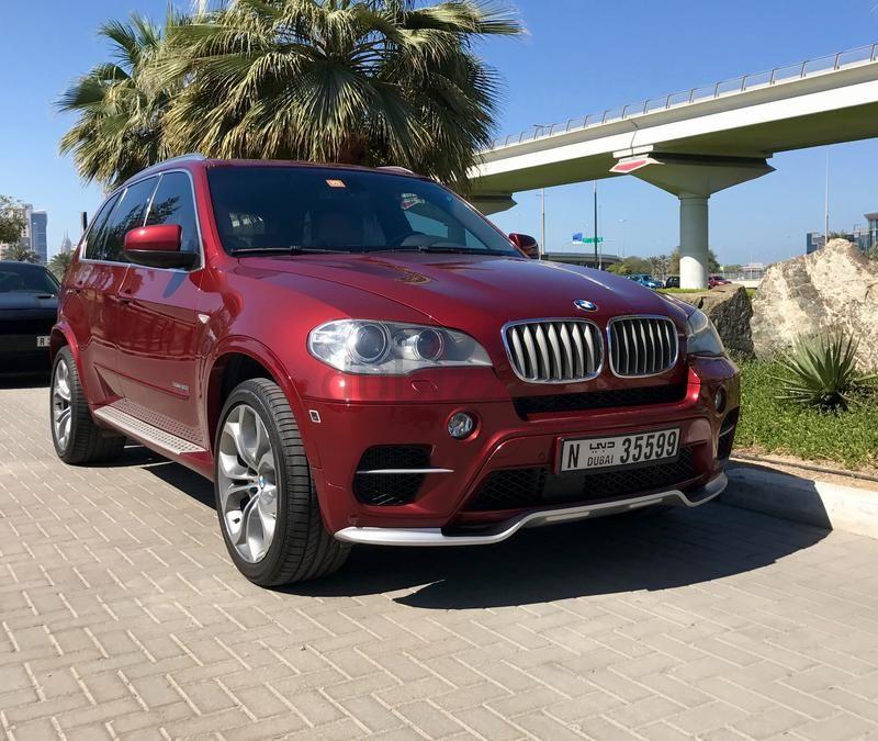 dubizzle Dubai | X5: VERIFIED CAR! BMW X5 5.0L V8 2011 - FULL ...