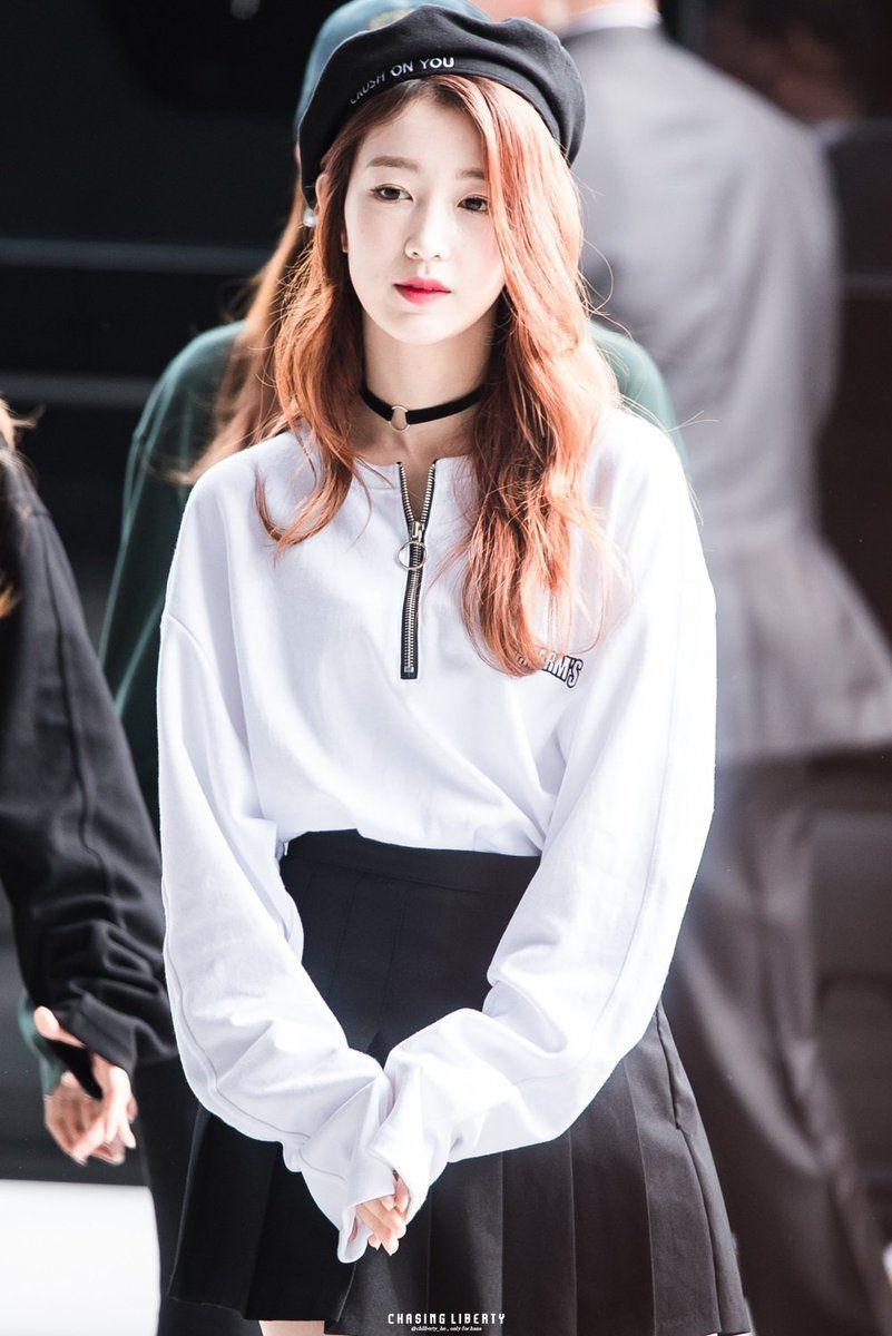 Hana Gugudan A Girl Like Me Jellyfish Entertainment South Korean Girls