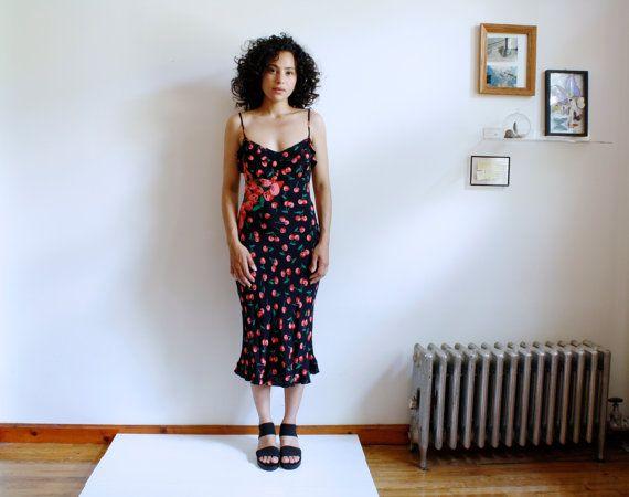 retro / dress / vintage / betsey johnson / by almostALWAYSvintage