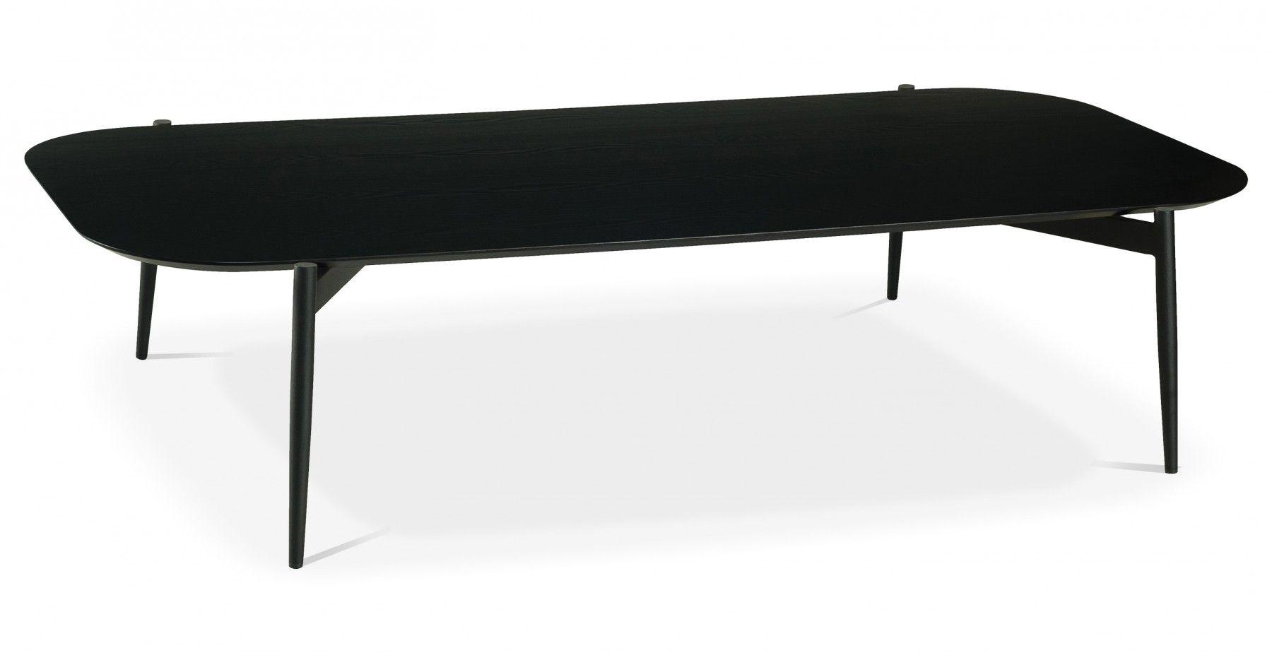 Alec Low Coffee Table, Black Fern & Grey #black #low #coffeetable #FernandGrey