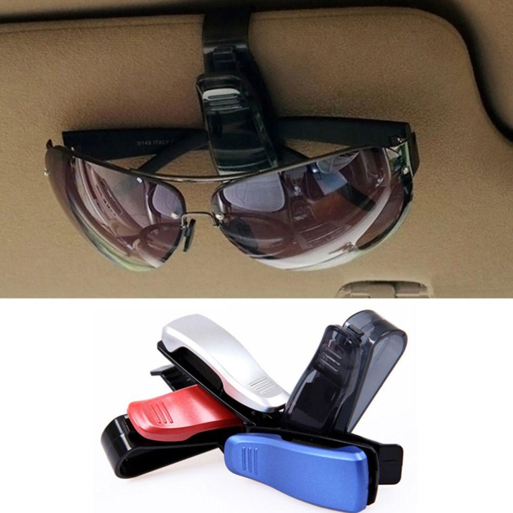 패션 자동차 액세서리 태양 바이저 선글라스 아이 안경 카드 펜 홀더 클립 자동차 클립