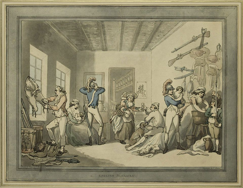 Image result for barracks life history