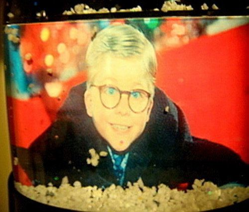 A CHRISTMAS STORY Snow Globe Ralphie OnThe by TheRetronautShop