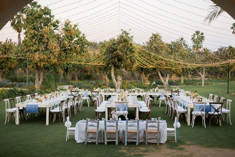 Flora Farms Wedding