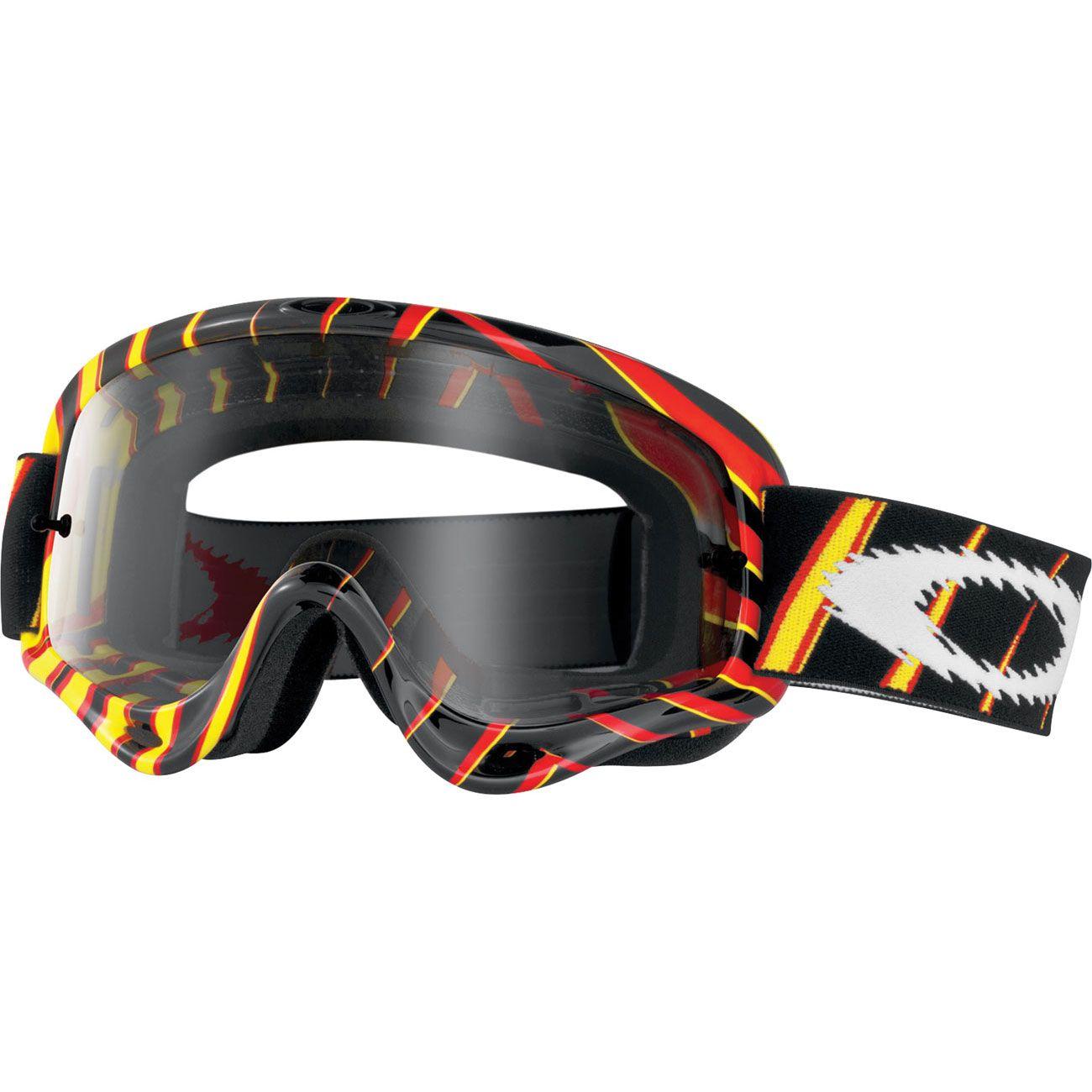 Óculos Oakley O Frame Razors Edge Orange/Yellow $162.45