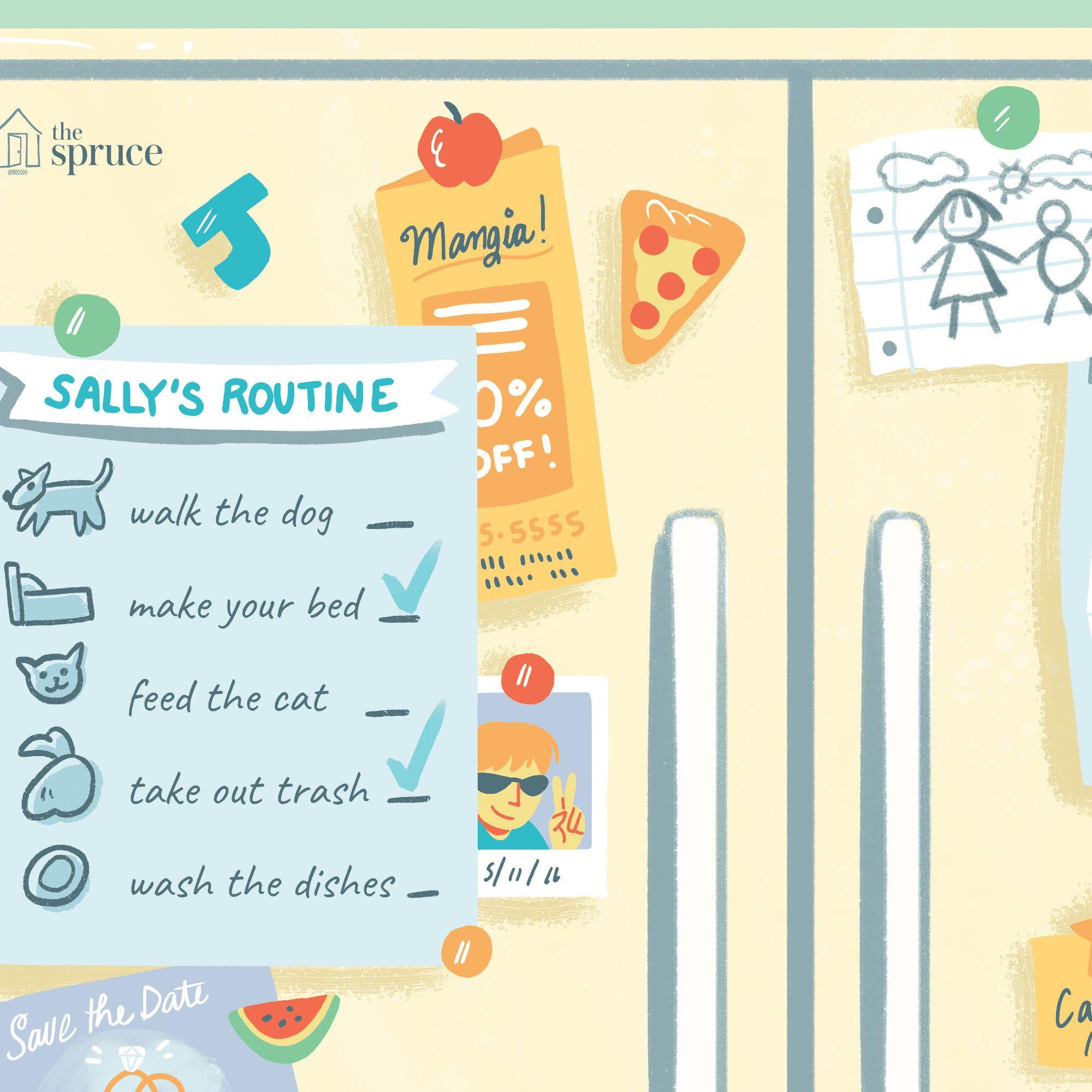 Diy Chore Chart Ideas Fresh Free Printable Weekly Chore