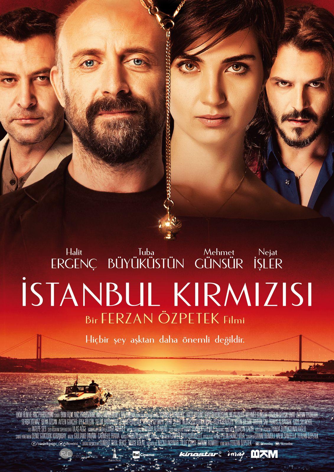 Başrolünde Halit Ergenç'in yer aldığı, dram türünde olan İstanbul Kırmızısı 3 Mart 2017'de beyazperde de gösterime girecek. Merak uyandırıcak ve sonunu tahmin etmeye çalışacağınız bir film sizi bekliyor olacak. #maximumkart #film #movie #vizyon #vizyondakifilmler #filmizle #sinema #cinema
