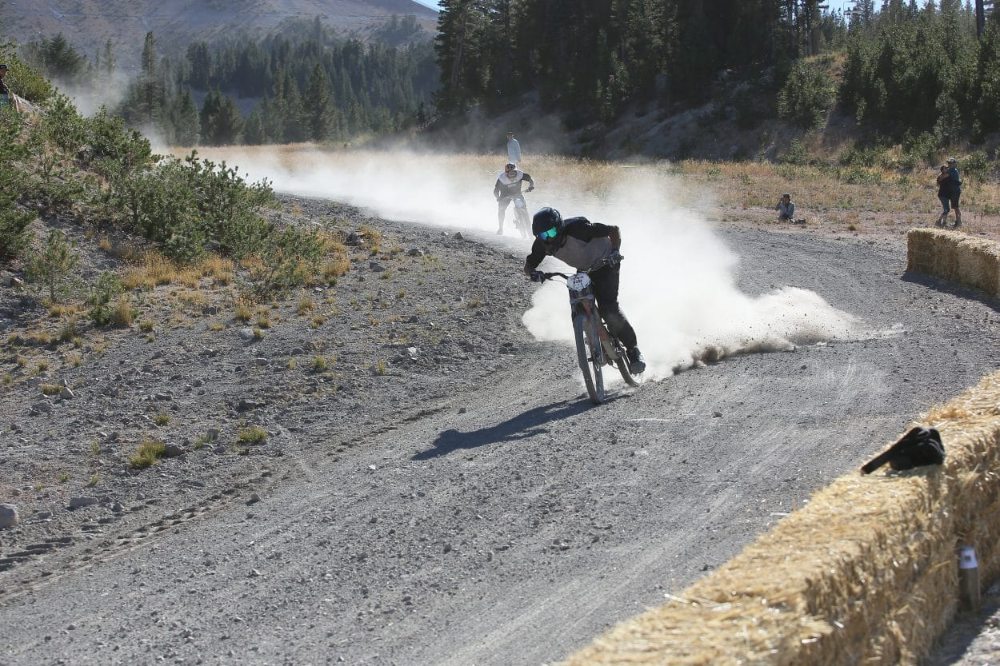 Mammoth Kamikaze Bike Games Recap Mountain bike action