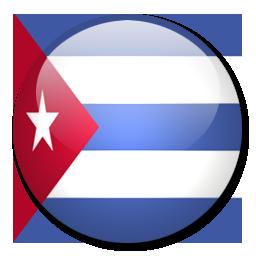 Cuba Eco Escape Travel Flag Icon Puerto Rico Cuba
