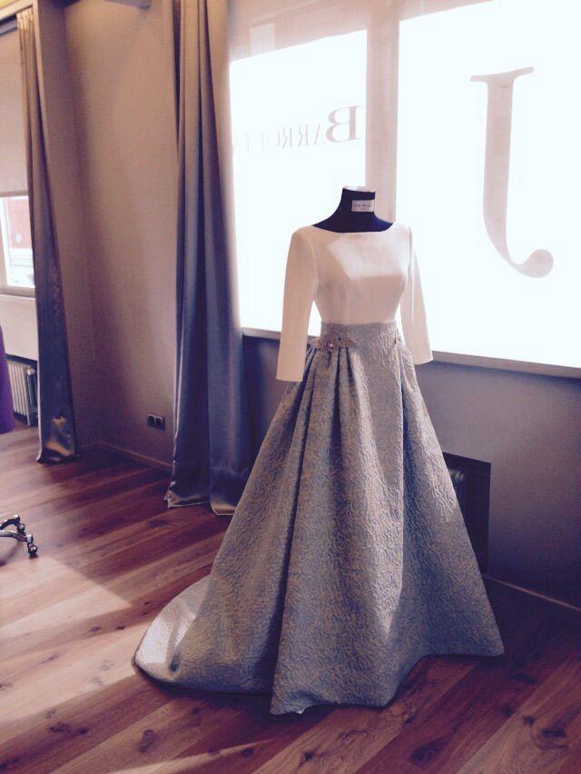 Vestidos de novia Bilbao Javier Barroeta Alta Costura | Javier ...