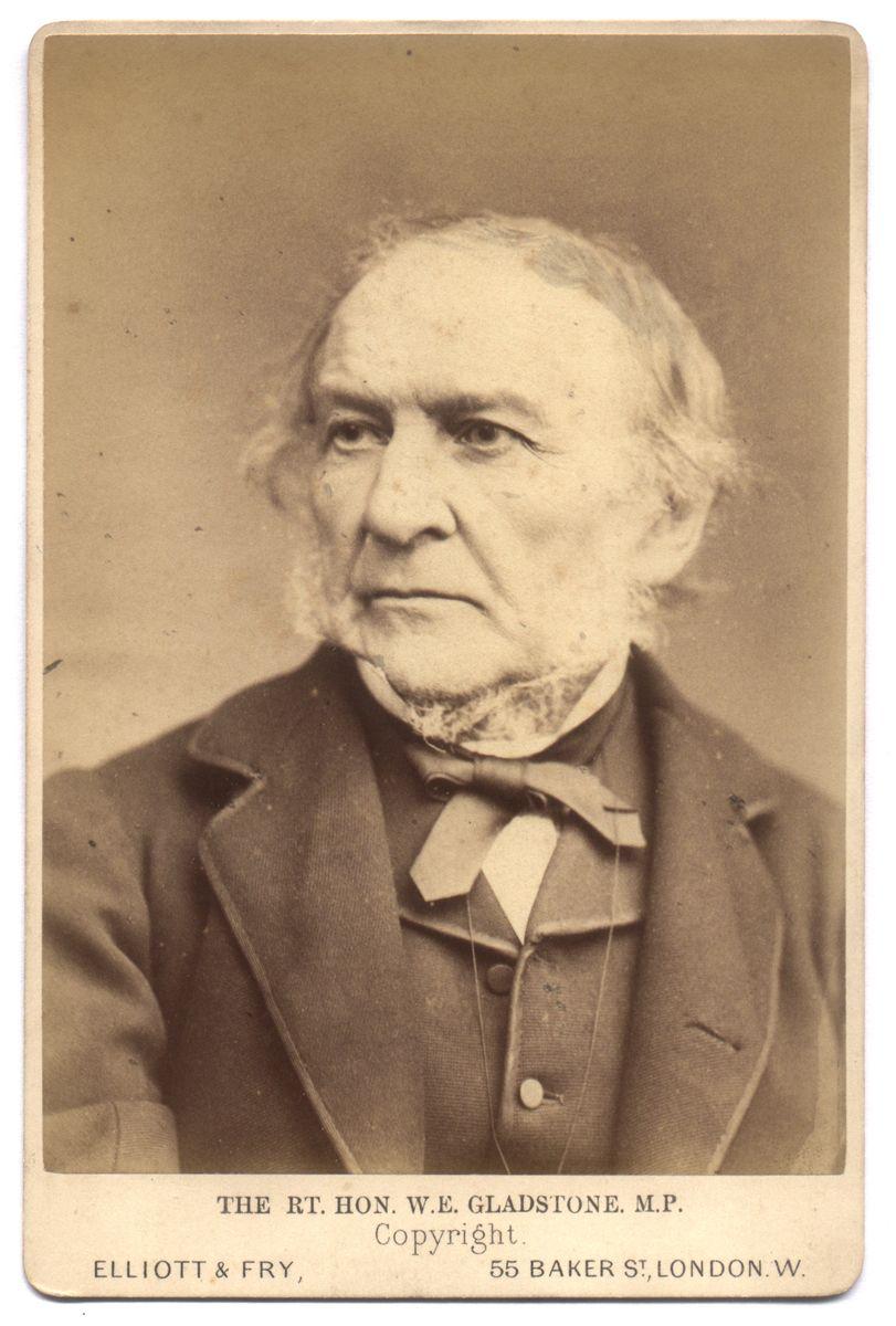 Resultado de imagem para william gladstone