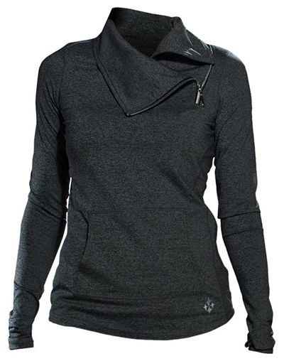 The Jofit Jumper Jacket Is A Chic Pullover To Keep Warm And Sleek The Shaped Bottom Gives A Longer Leg Look Golf Attire Golf Outfits Women Womens Golf Fashion