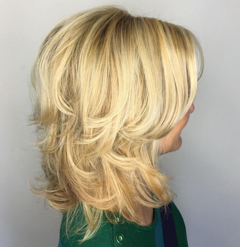 80 Best Modern Haircuts And Hairstyles For Women Over 50 Pinterest