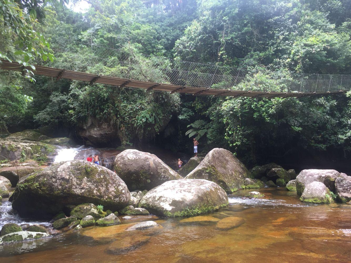 Cachoeira da laje
