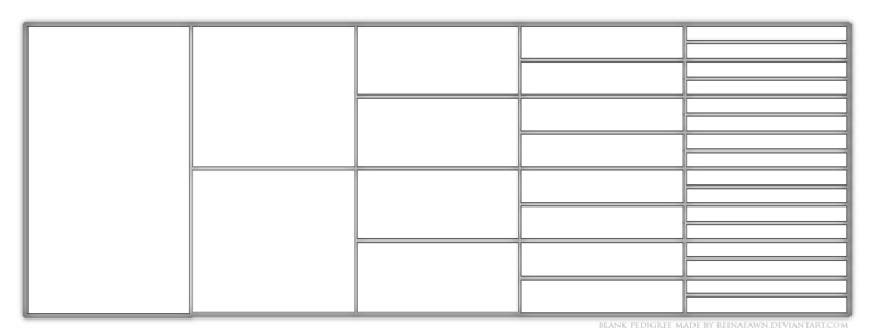 free pedigree template