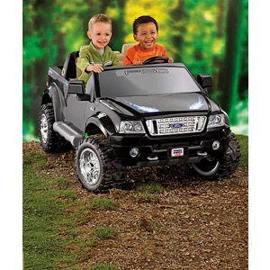 Power Wheels Ford F 150 Pickup 12v Electric Ride On F150 Truck