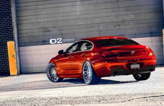 Bmw 650i Gran Coupe With 22 D2forged Cv15 Wheels With Images