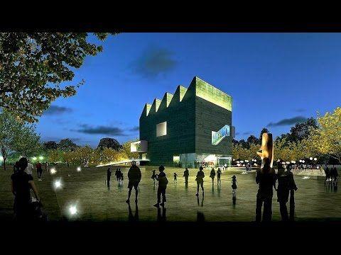 Nuevo Museo de Arte Moderno de Barranquilla Colombia