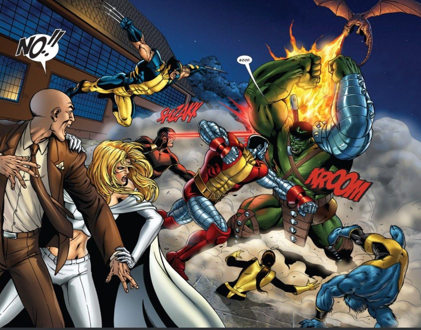 World War Hulk Vs The X Men World War Hulk Wolverine Comic Marvel Wolverine Poster