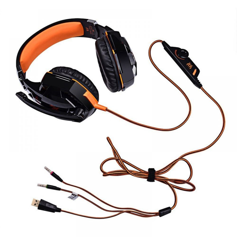 Stereo Gaming Headphones with Microphone in 2020