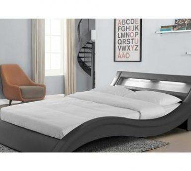 Lit De Places CONCEPT USINE Lit Paddington Cadre De Lit En - Cadre de lit simili cuir