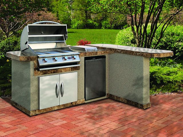 Lbk830 Environment With Images Outdoor Bbq Kitchen Outdoor