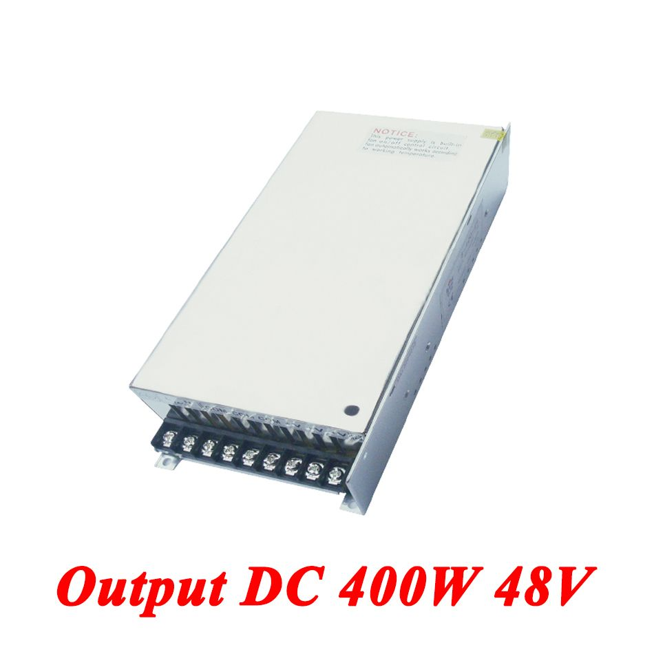 S-400-48 Switching Power Supply 400W 48v 8.3A,Single Output AC-DC ...