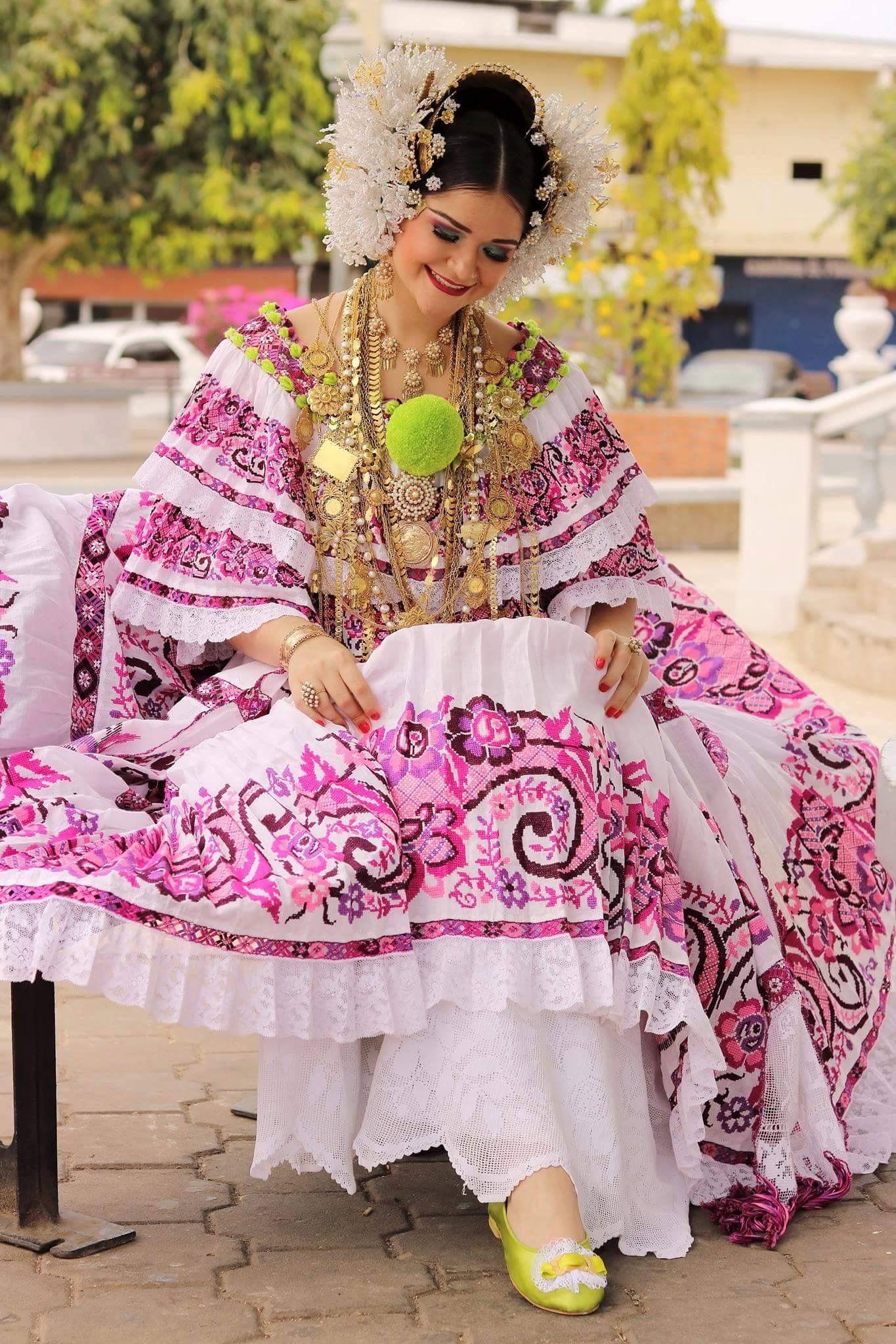 Panamá Polleras | Panama Culture | Folclore