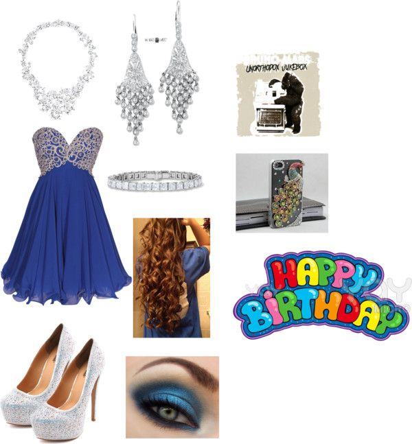 """""""feb.28 my 15th birthday outfit (:"""" by alyssa-tims ❤ liked on Polyvore"""