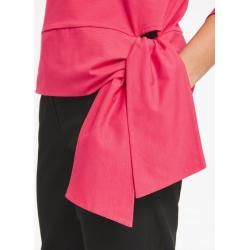Photo of 3/4 sleeve shirt with bow detail Red Gerry WeberGerry Weber