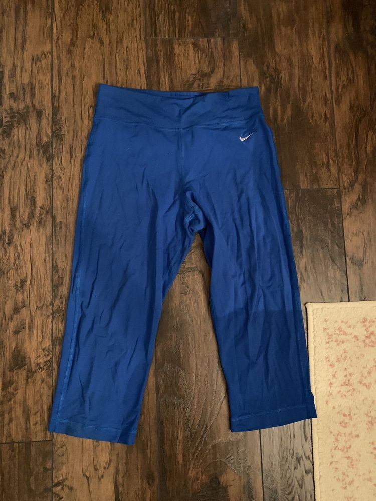 397425b5e5d425 Womens Small Nike Dri Fit Pants Blue Euc #fashion #clothing #shoes  #accessories