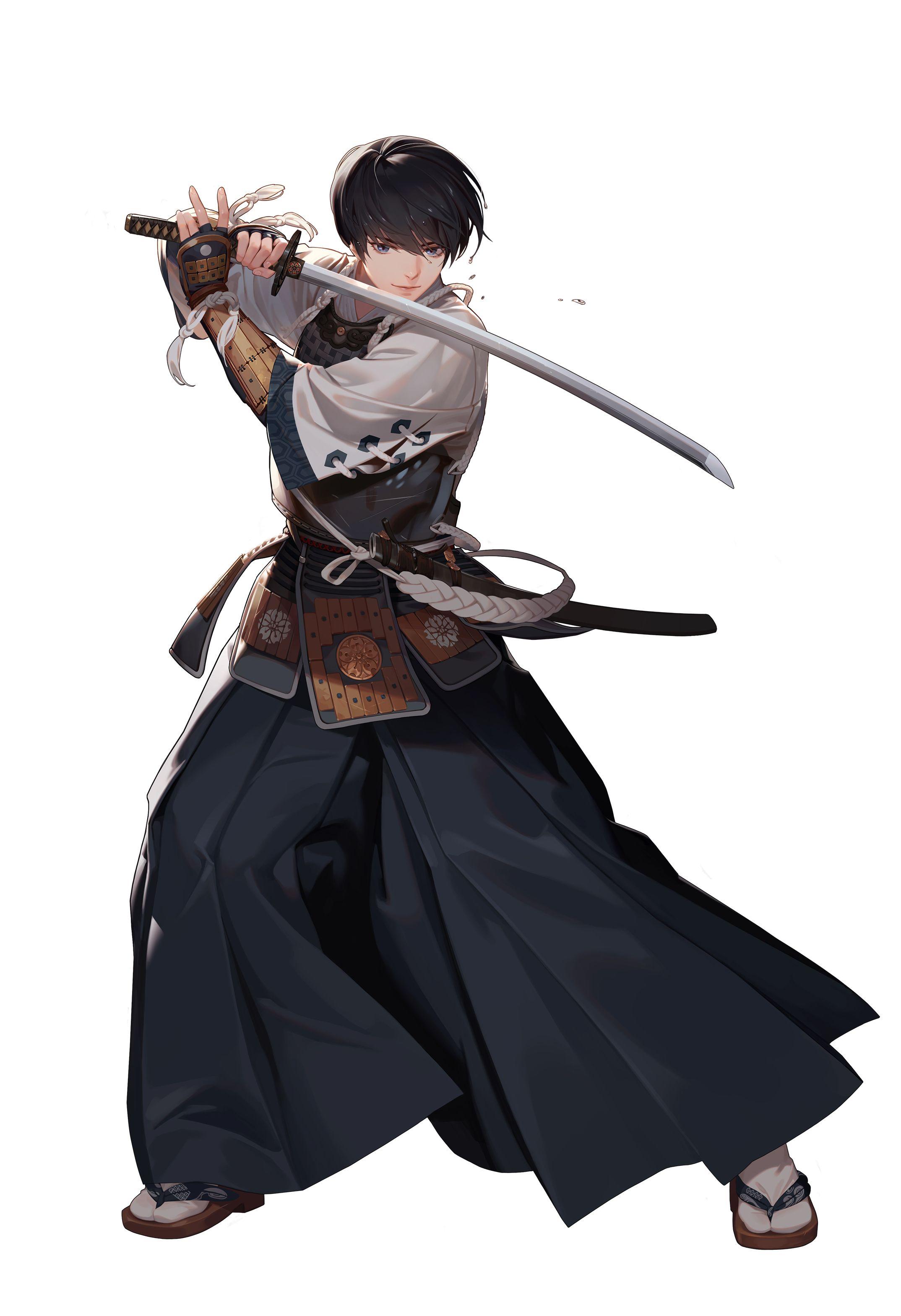 Black Survival Yuki in 2019 Character art