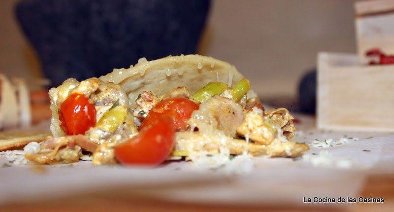 La Cocina de las Casinas: Tortillas de Harina de Trigo y Epazote