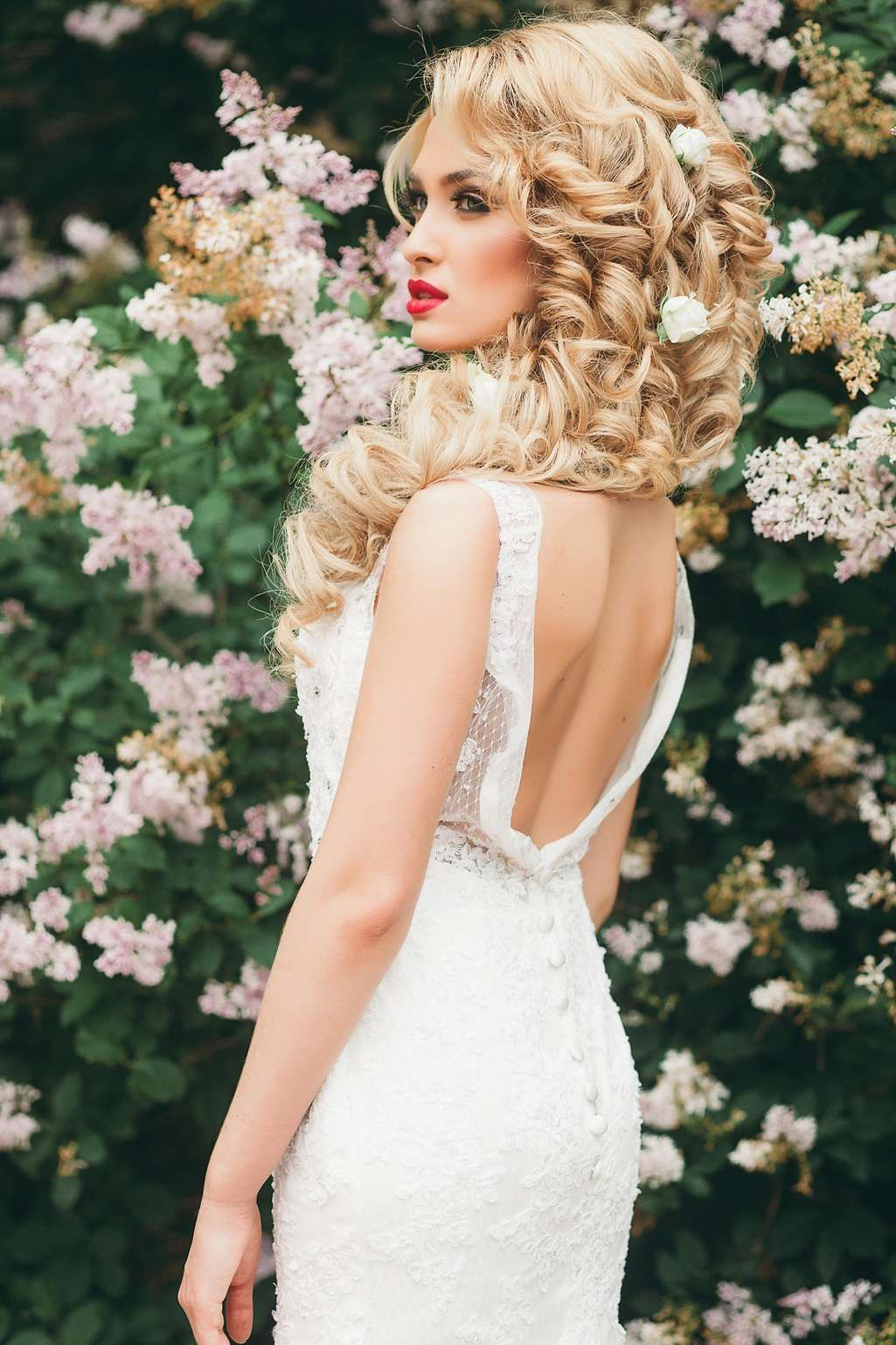 Свадебные причёски : Свадьбы за границей фото : 15 идей ...