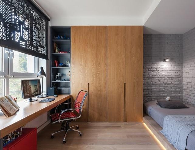 Как продумать дизайн комнаты для подростка мальчика ...