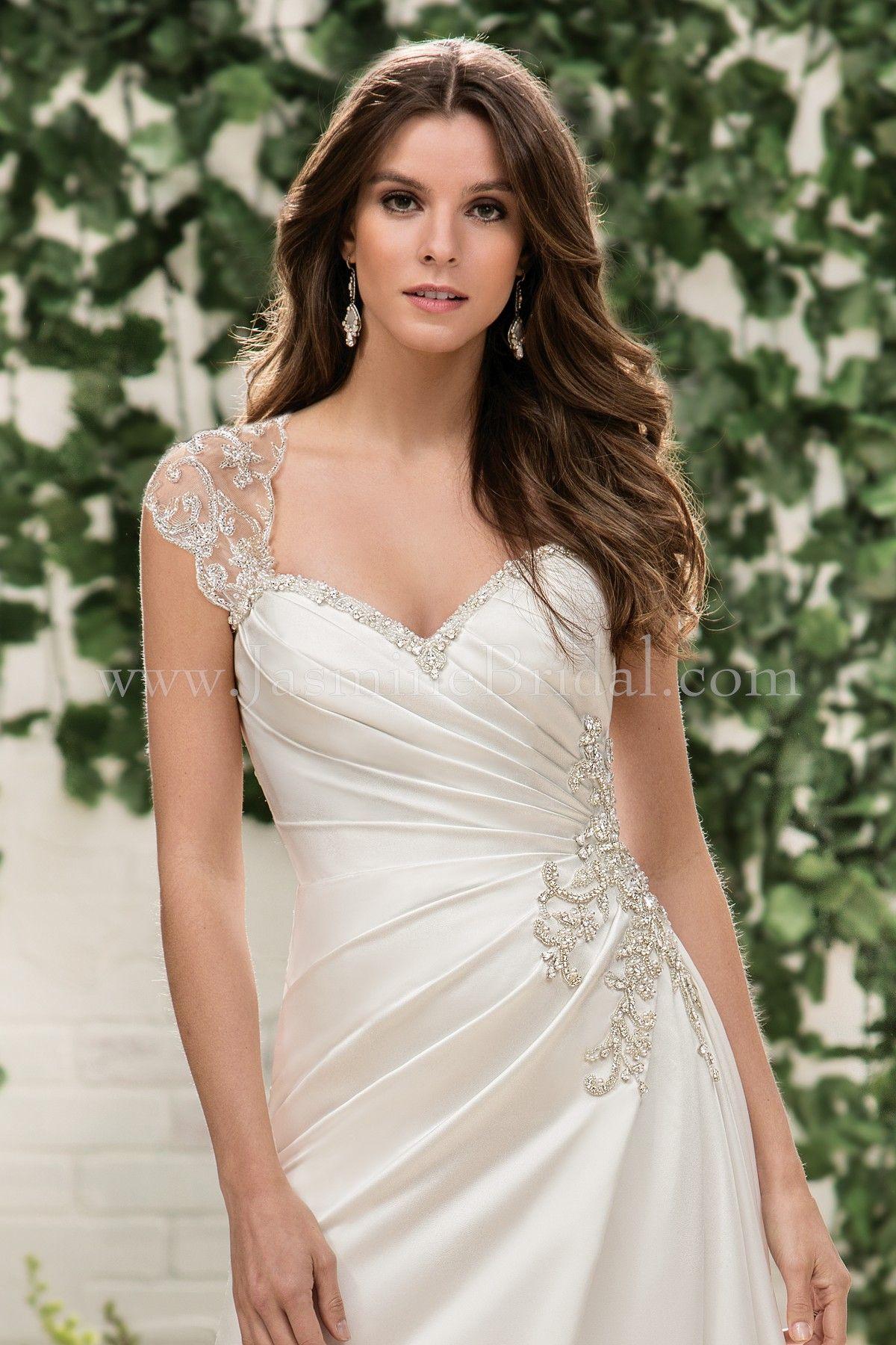 Jasmine bridal wedding dresses pinterest jasmine bridal