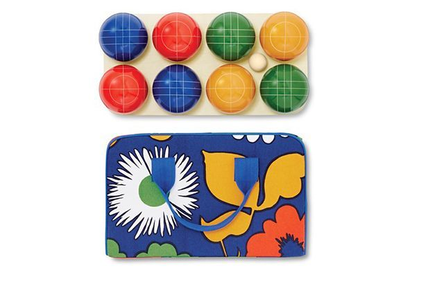 Marimekko bocce at Target #refinery29  http://www.refinery29.com/2016/03/105017/marimekko-target#slide-24  Target x Marimekko Bocce 9 Piece Set, $99.99, available at Target....