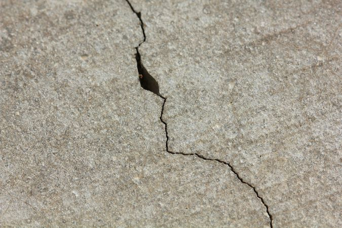 How To Fix Cracks In Concrete