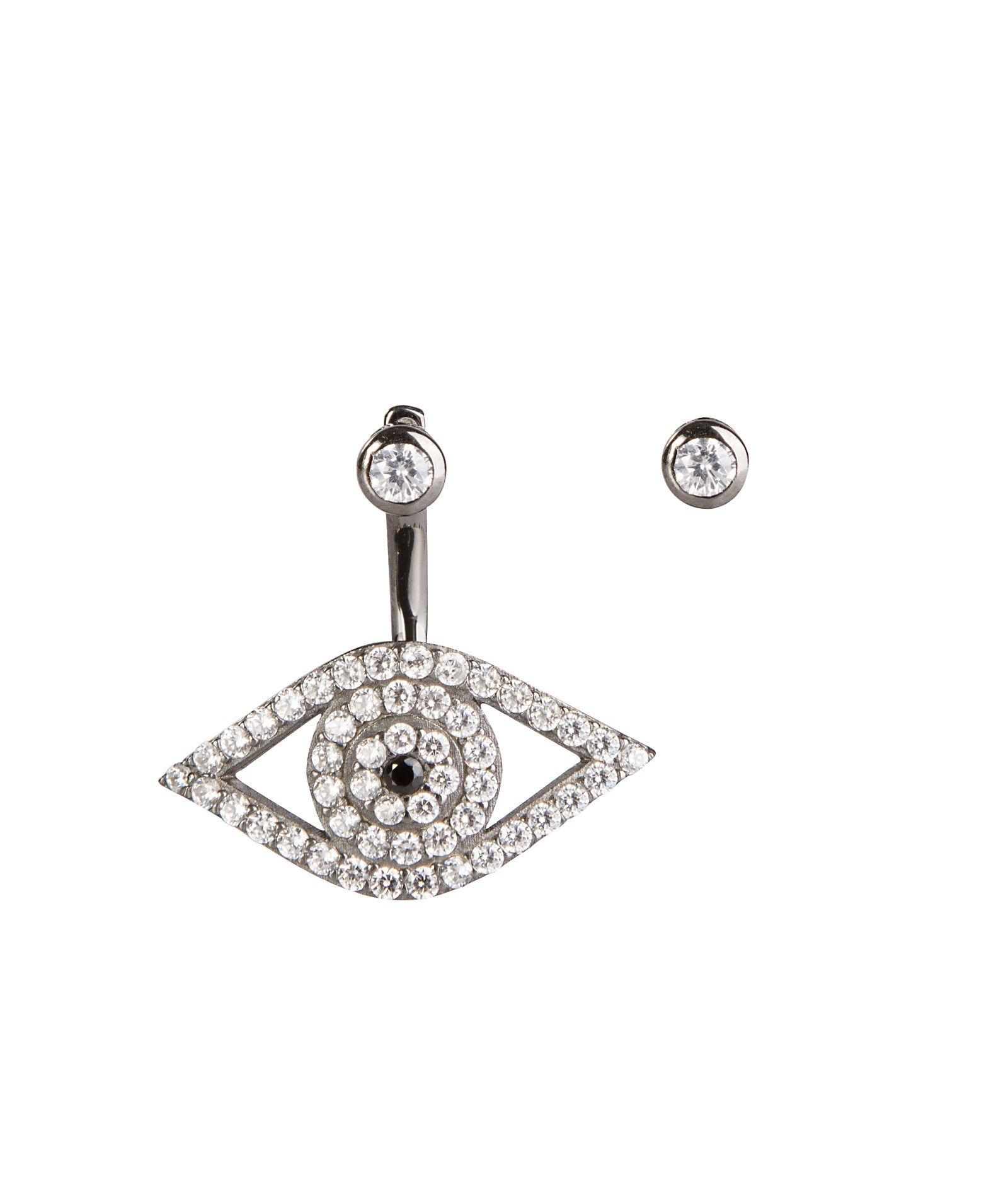Black Eye Ear Cuff by La Vie jewelry