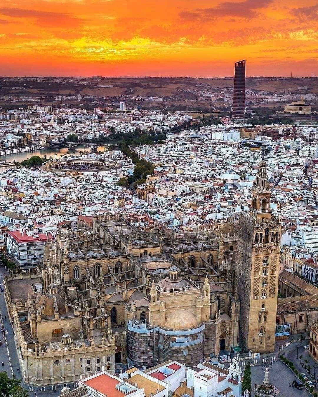 Pin de lucia faleiro en Sevilla,rincones | Sevilla españa, Catedral de  sevilla, Sevilla