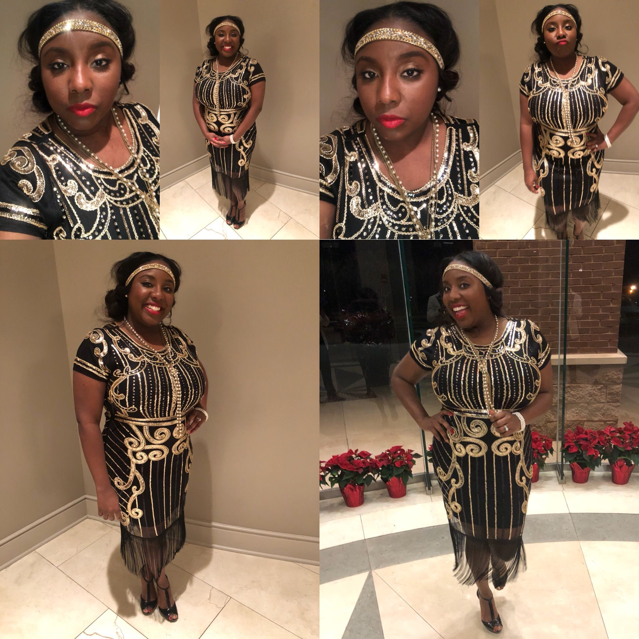 The Great Gatsby Outfit The Roaring 20's Christmas Party ...