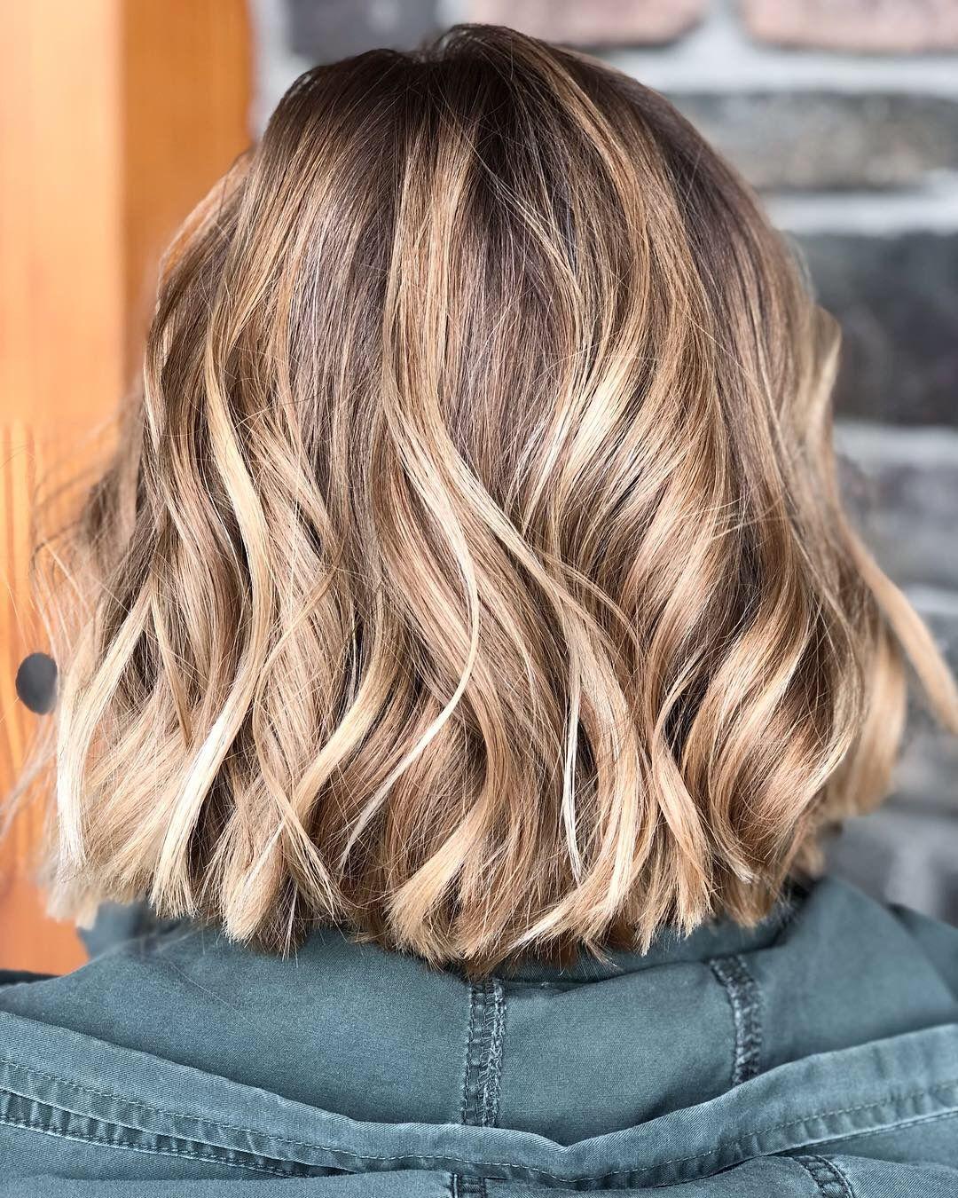 hårfärg kort hår