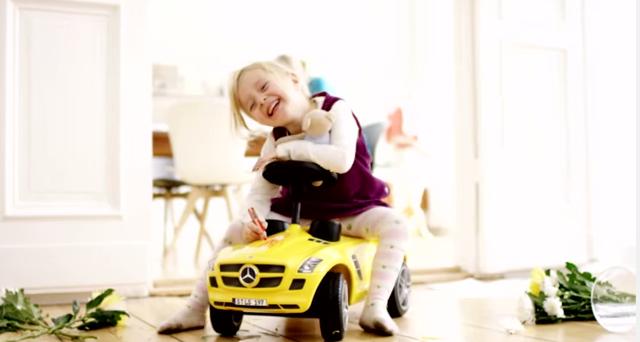 Publicité : qui sont les « femmes » Mercedes ?