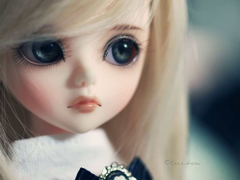 Pure Grace By Soturbow Deviantart Com On Deviantart Cute Images Beautiful Dolls Cute Dolls