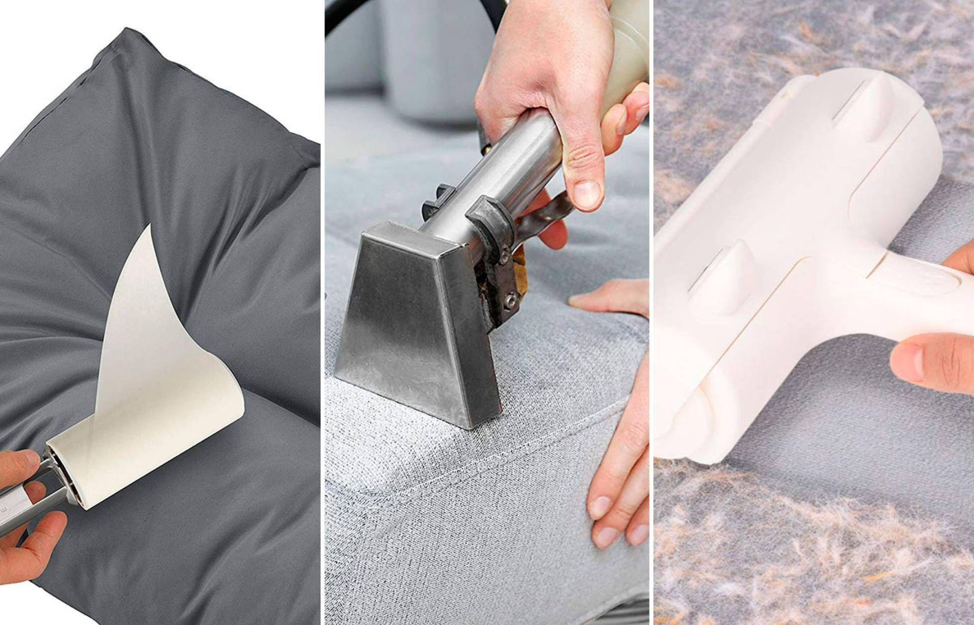 13 Articulos Para Limpiar El Sofa Las Alfombras Y Otros Textiles