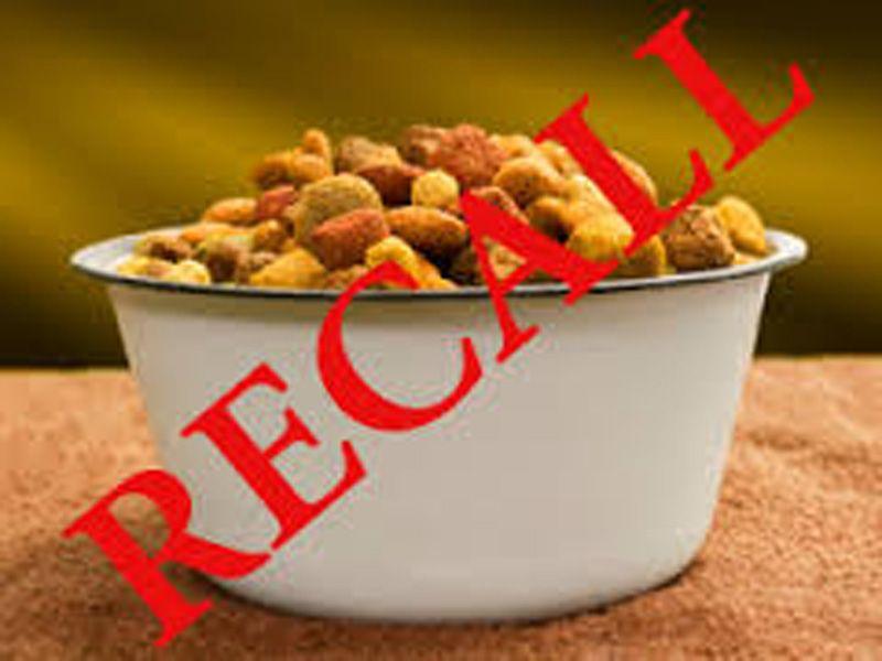 Handle a pet food recall like a pro food animals food